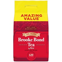 Brooke Bond Tea Bags (Pack of 420)