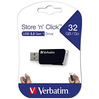 Verbatim Store and Click USB 3.2 32GB