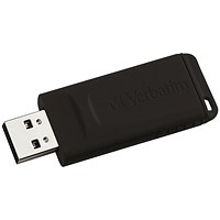 Verbatim Store n Go Slider USB 2.0 16GB Black