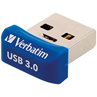 Verbatim Store 'n' Stay Nano USB 3.0 Flash Drive 32GB