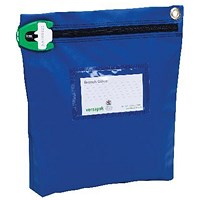 Versapak High Security Pouch 267x267x50mm Blue