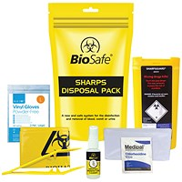 Astroplast Single Use Sharps Disposal Refill