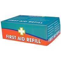 Wallace Cameron Refill First-Aid Kit HS1 - 1-10 Users
