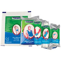 Wallace Cameron First-Aid Dressings Sterile, Medium, Pack of 12