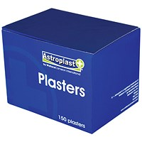 Wallace Cameron Wash Proof Plasters 70x24mm (Pack of 150)