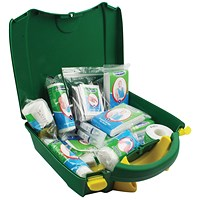 Wallace Cameron Green Box Vehicle First Aid Kit