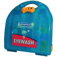 Wallace Cameron Eyewash Dispenser Mezzo Unit - HSE Recommended