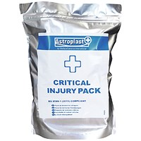 Astroplast Critical Injury Pack for High-Risk Environments