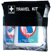 Wallace Cameron One Person Travel First Aid Pouch