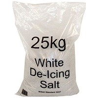 Winter De-Icing Salt Bag 25kg Hi Purity