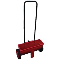 27kg Winter Salt Spreader - Black