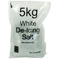 Winter Salt Bag 5kg x 15 Bags