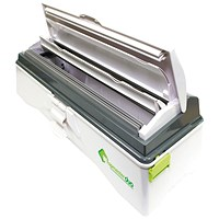 Wrapmaster Duo Foil/Clingfilm/Paper Dispenser, Max roll width 45cm