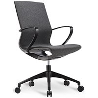 Bestuhl L19 Black Mesh Task Chair