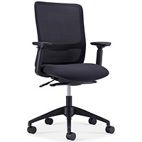 Bestuhl L21 Black Mesh Task Chair