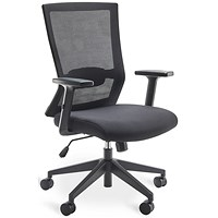 Bestuhl L17 Black Mesh Task Chair
