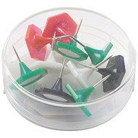 Indicator Pin Large Assorted (Pack of 10)