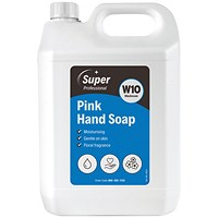 Pink Hand Soap 5 Litre - Pack of 2