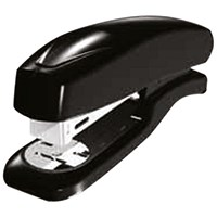 ABS Half Strip Stapler Black