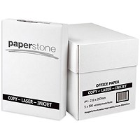 White A4 Copier Paper, Box (5 x 500 Sheets)