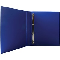 Blue 25mm 4D Presentation Binder (Pack of 10) WX01327
