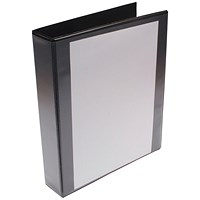 Black 40mm 4D Presentation Ring Binder (Pack of 10)