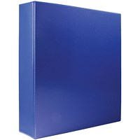 Blue 16mm 4O Presentation Ring Binder (Pack of 10)