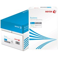 Xerox A4 Business Multifunctional Paper, White, 80gsm, Box (5 x 500 Sheets)