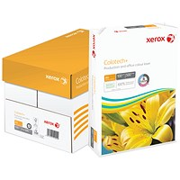 Xerox Colotech+ A4 Paper, White, 100gsm, Box (4 x 500 Sheets)