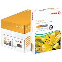 Xerox Colotech+ A4 Paper, White, 160gsm, Box (5 x 250 Sheets)