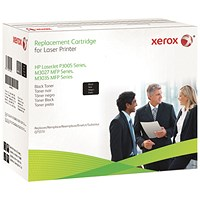 Xerox HP 51X Black Laser Toner Cartridge Q7551X