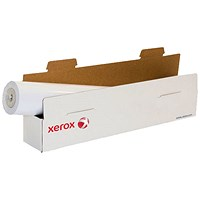 Xerox Premium Coated Inkjet Paper Roll, 610mm x 45m, 100gsm, 003R06711