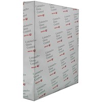 Xerox Colotech+ Gloss Coated A3 Paper White, 120gsm, Ream (500 Sheets)