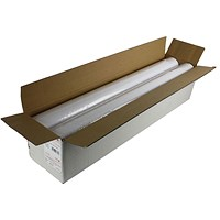 Xerox Uncoated Inkjet Roll, 841mm x 50m, 003R97743, Pack of 4