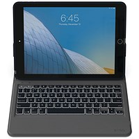 ZAGG Rugged Messenger Keyboard Case for iPad 10.2 UK