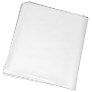 Image of GBC A5 Laminating Pouches / Thin / 160 Micron / Glossy / Pack of 100