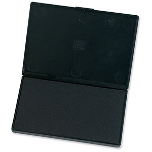 Image of Trodat Ink Stamp Pad / 110x70mm / Black