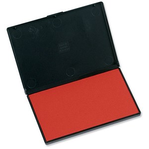 Image of Trodat Ink Stamp Pad / 110x70mm / Red