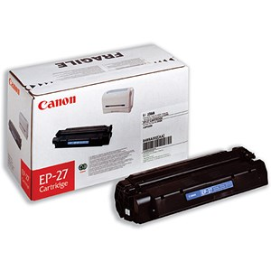 Image of Canon EP-27 Black Laser Toner Cartridge