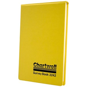 Image of Chartwell Dimension Survey Book / 106x165mm / Weather Resistant / 80 Leaf
