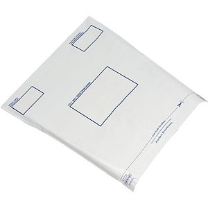 Image of Keepsafe Extra Strong Polythene Envelopes / DX / W440xH320mm / Peel & Seal / Opaque / Box of 100