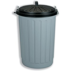 Image of Round Dustbin - 90 Litre