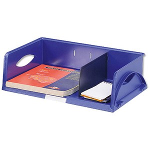 Image of Leitz Standard Letter Tray - Blue