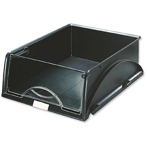 Image of Leitz Letter Tray / A4 / Black