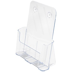 Image of Standard Rigid Literature Holder / A4 / Clear