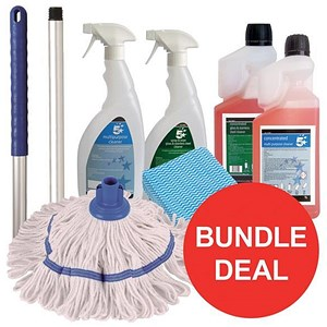 Image of 5 star General Cleaning Bundle