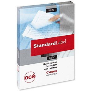 Image of Canon A3 Multifunctional Paper / White / 80gsm / Ream (500 Sheets)
