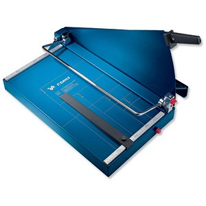 Image of Dahle 517 Heavy Duty Guillotine - Manual / Cutting Length 550mm (A3) / Capacity 30x 80gsm