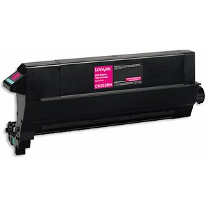 Image of Lexmark C9202MH Magenta Laser Toner Cartridge