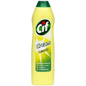 Image of Cif Professional Cream Cleaner / Lemon / 500ml